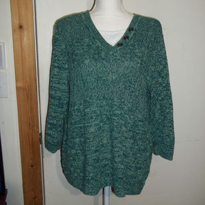 Christopher & Banks Sweater XL